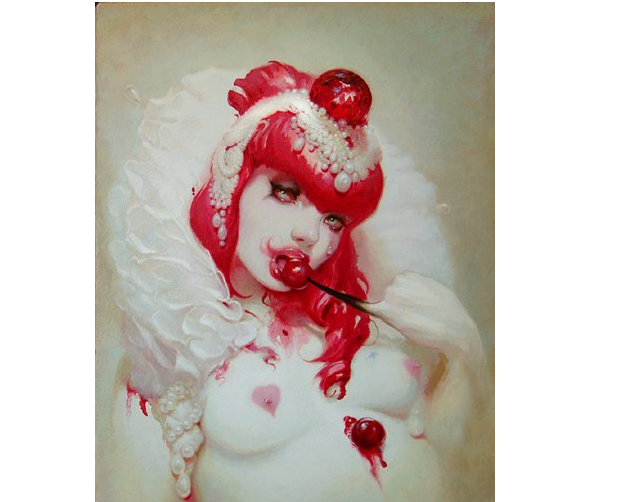 Künstler im Fokus | Michael Hussar - Portraits des Wahnsinns