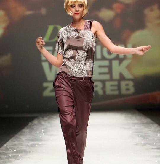 Dreft Fashion Week Zagreb Mai 2014 präsentiert – Iggy Popovic, für Sie FS14 + HW14/15