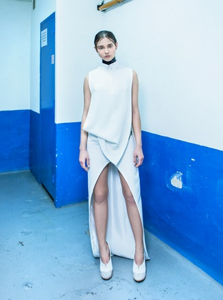 Audi Fashion Festival Singapore Mai 2014 presents – Jonathan Liang, for women FW14/15