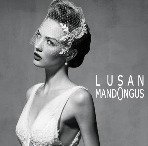 Barcelona Bridal Week Mai 2014 präsentiert Lusan Mandongus, für Sie