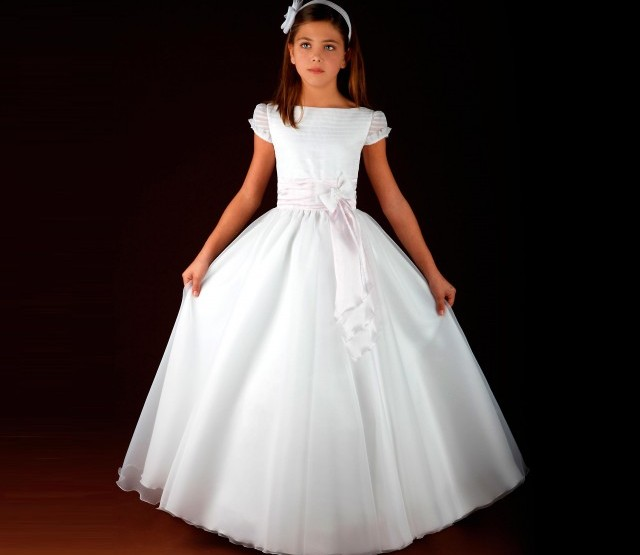 Barcelona Bridal Week May 2014 presents – Marla, for kids