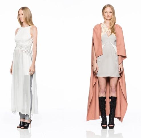 Sydney Fashion Weekend Mai präsentiert – Mok Theorem, für Sie HW14/15