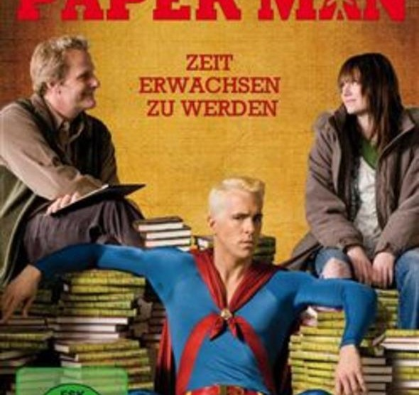 "Must-See | Movie Tip  – ""Paper Man – Time to come of Age"""