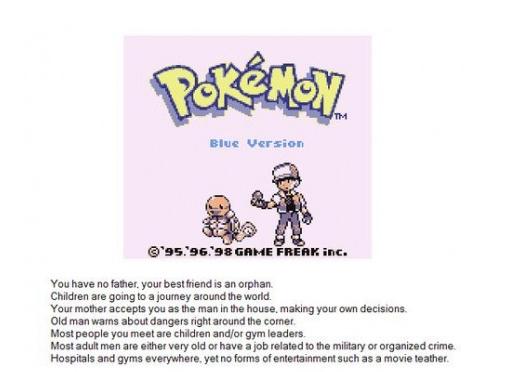 Pokémons dunkle Seite | Teil 1: Ist Ash ein Kind der Nachkriegszeit?