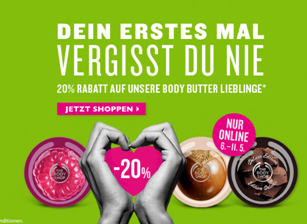 Beauty on a Budget | Unglaubliche Rabatte bei The Body Shop