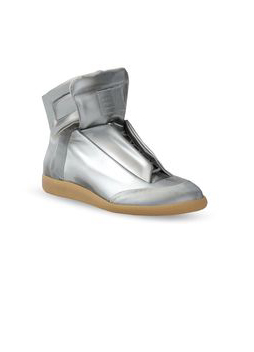 The best sneakers 2014: Maison Martin Margiela's futurist Silver Surfer
