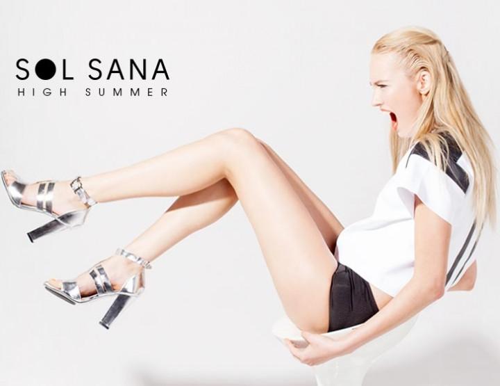 Sydney Fashion Weekend Mai 2014 präsentiert – Sol Sana Shoes, für Sie