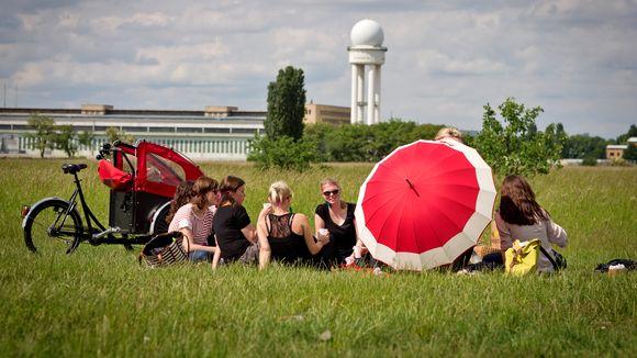 News Berlin: Volksentscheid - Ja zum Tempelhofer Feld