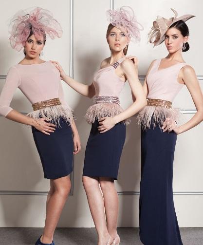 Barcelona Bridal Week Mai 2014 präsentiert - Ana Torres, für Sie FS14