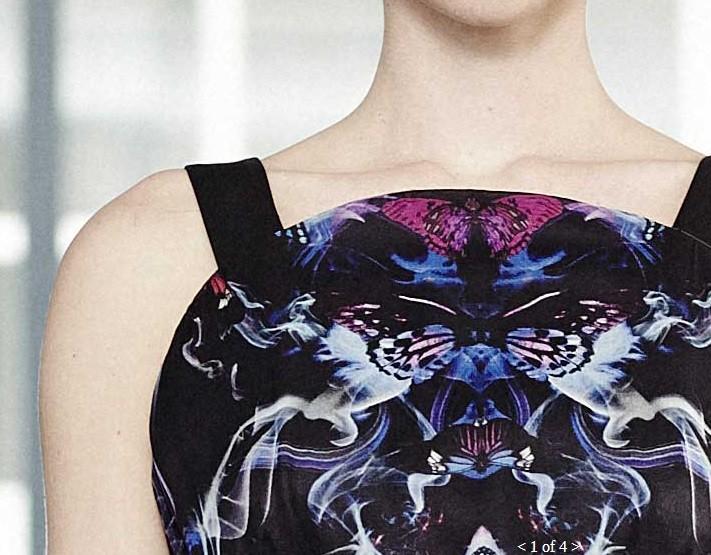 Sydney Fashion Weekend Mai 2014 präsentiert – Tristan Melle, für Sie HW14/15