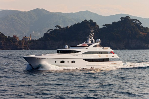 Formel 1 Grand Prix Monaco - Topmodels, top Designer & die High Society auf der