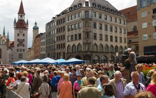 Events in Munich| Annual Festival to celebrate the City's Founding on June 14th and 15th, 2014