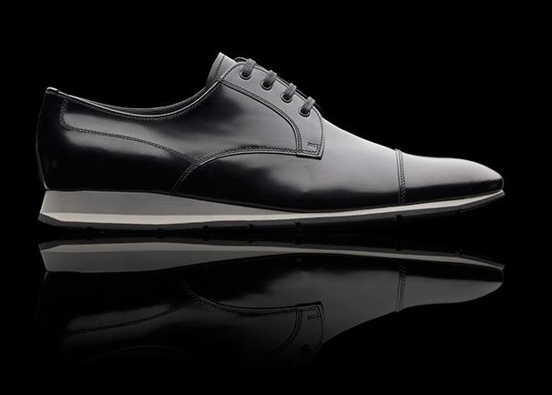 Die schönsten Sneaker 2014: Prada Schnürschuh