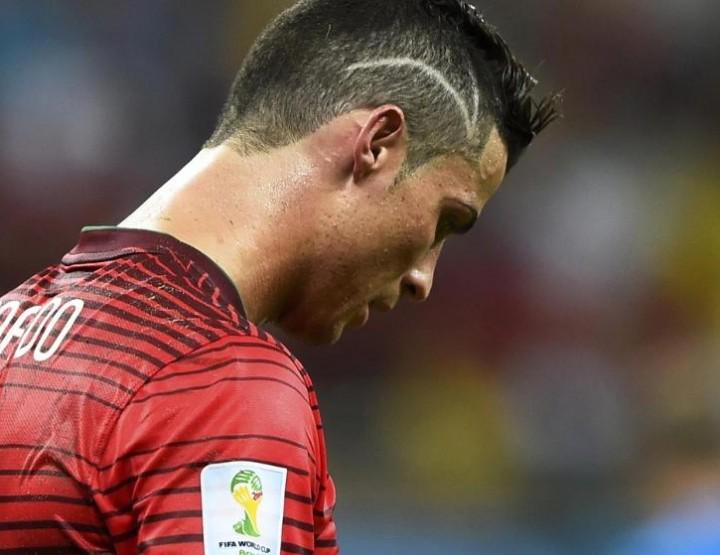 Cristiano Ronaldos Haarschnitt: Was' da los?