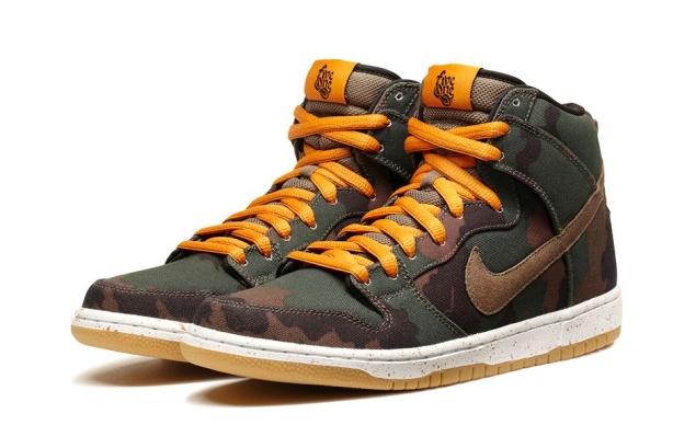 """Die coolsten Sneaker 2014: Nike Dunk High Premium SB """"510"""