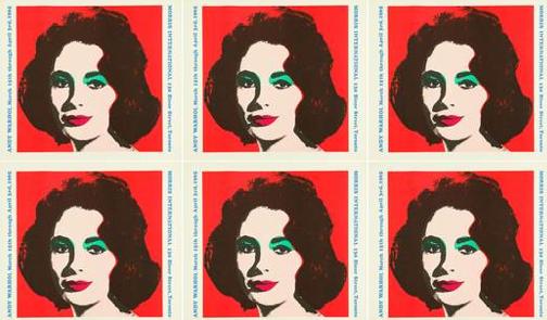 Ausstellungstipp Hamburg   Posters. Andy Warhol @ Museum für Kunst und Gewerbe