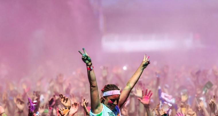 Veranstaltungstipp München   The Color Run am 15. Juni 2014