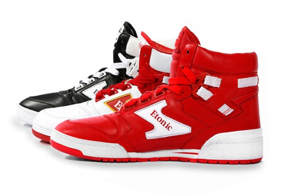 Die schönsten Sneaker 2014: Etonic Akeem The Dream Collection