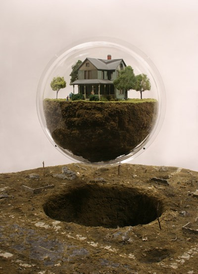 Künstler im Fokus | Thomas Doyle Apokalypse in Miniatur