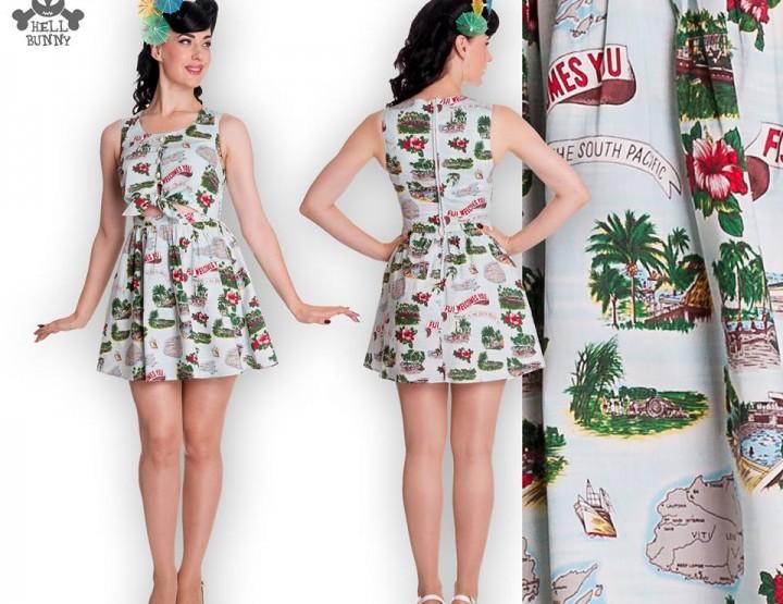 LondonEdge Berlin Fashion Trade Show Juli 2014 präsentiert – Hell Bunny, für Sie
