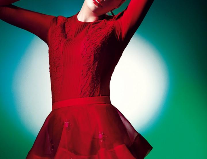 Kuala Lumpur Fashion Week Juni 2014 präsentiert – Innai Red, für Sie - NEUES LABEL!