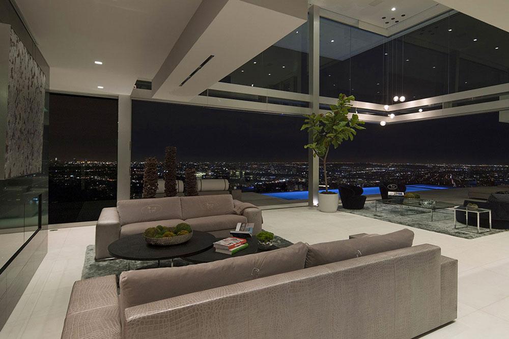 Luxusvilla In Hollywood Der Inbegriff Des Modernen Lebens