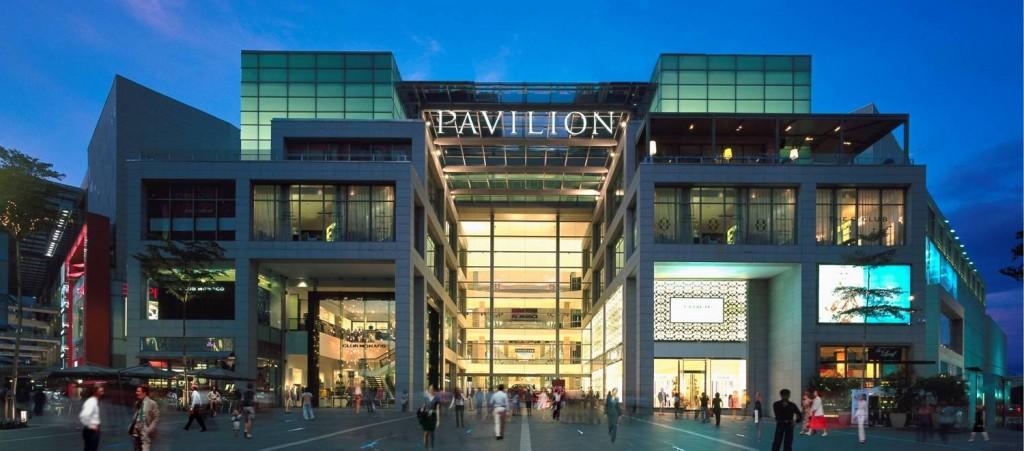 Pavilion-Kuala-Lumpur-shopping-mall