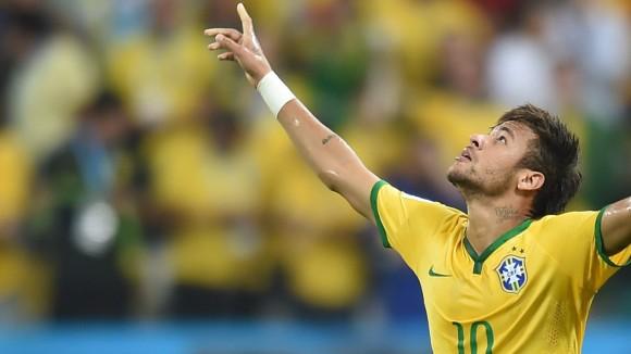 WM-Eröffnungsspiel - Brasilien gegen Kroatien 3 zu 1