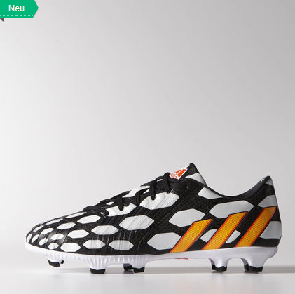 Die schönsten Sneaker 2014: Adidas Predator Absolado Instinct FG Battle Pack Fußballschuh