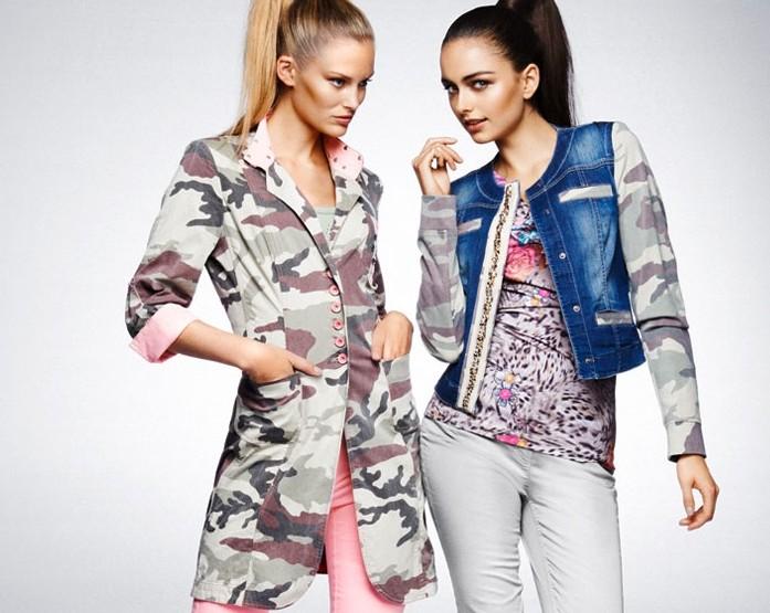 Airfield, für Sie - Fashion News 2014 Frühling & Sommer