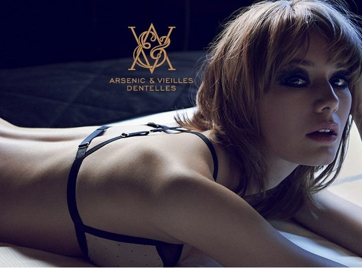 Arsenic & Vieilles Dentelles Lingerie, for women – Sexy Fashion News 2014