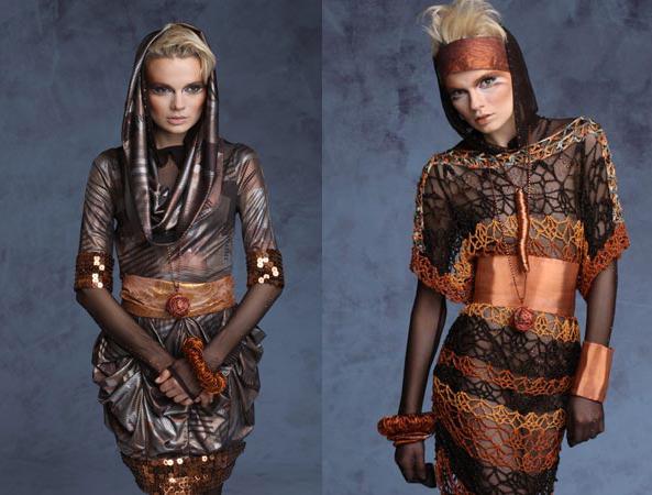 Fashion Week Lviv Mai 2014 präsentiert - Katarzyna Bies, für Sie