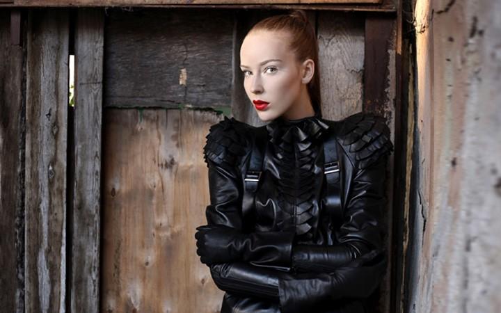 Fashion Week Lviv May 2014 presents - Roksolana Bogutska, for women FW14/15