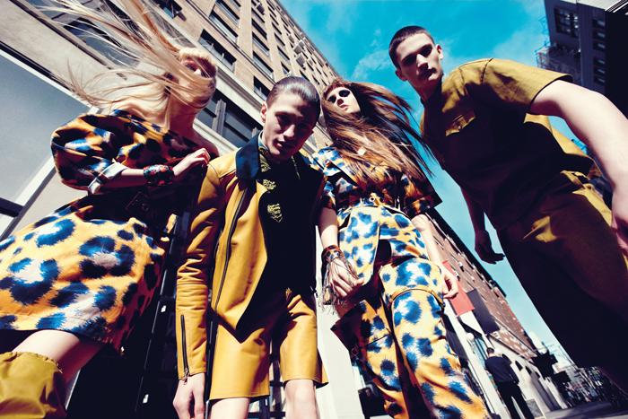 Alessio Bolzoni - Fashion Photographers 2014