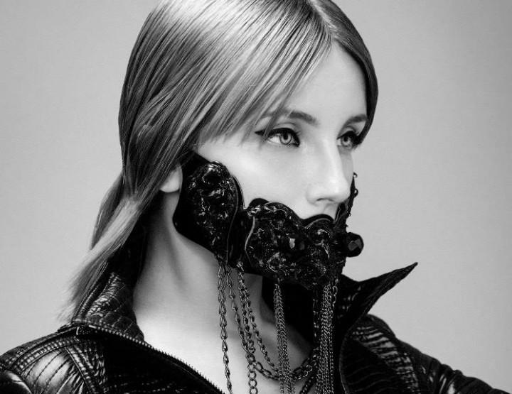 Fashion Week Lviv May 2014 präsentiert - Britt Samoson Accessoires, für Sie