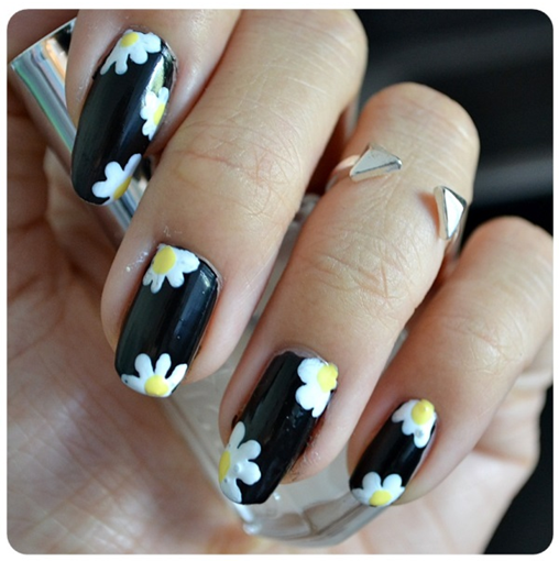 Manicure Monday | NAIL TUTORIAL #Daisy Delight Nails