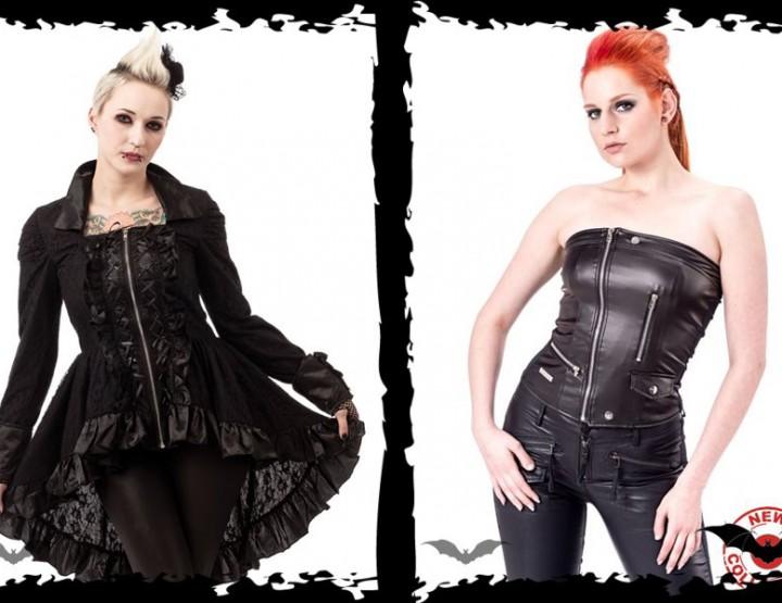 LondonEdge Berlin Fashion Trade Show Juli 2014 präsentiert – Queen of Darkness, für Sie & Ihn