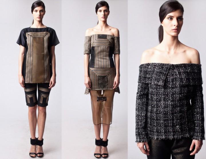 Canada Philippine Fashion Week Juni 2014 präsentiert – Emir Yamamoto, für Sie