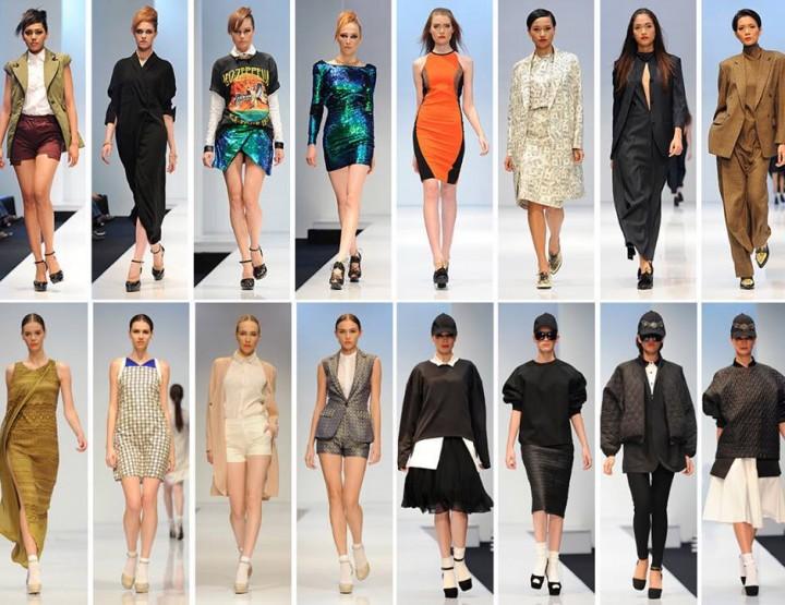 Kuala Lumpur Fashion Week Juni 2014 präsentiert - Ezzati Amira, für Sie - NEUES LABEL!