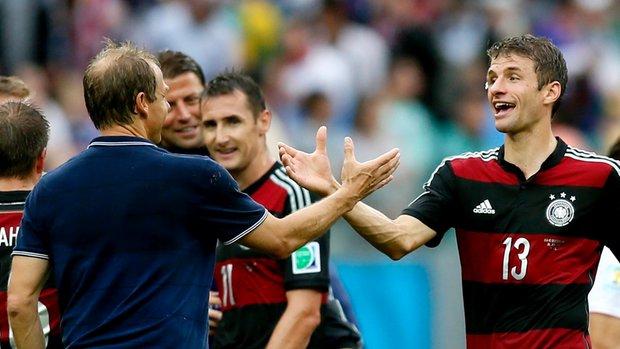 WM News: Nächstes mal geht es gegen Algerien
