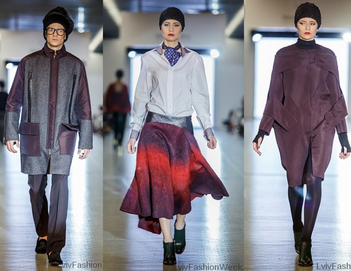 Fashion Week Lviv May 2014 presents - Elena Golets, for men & women FW 14/15