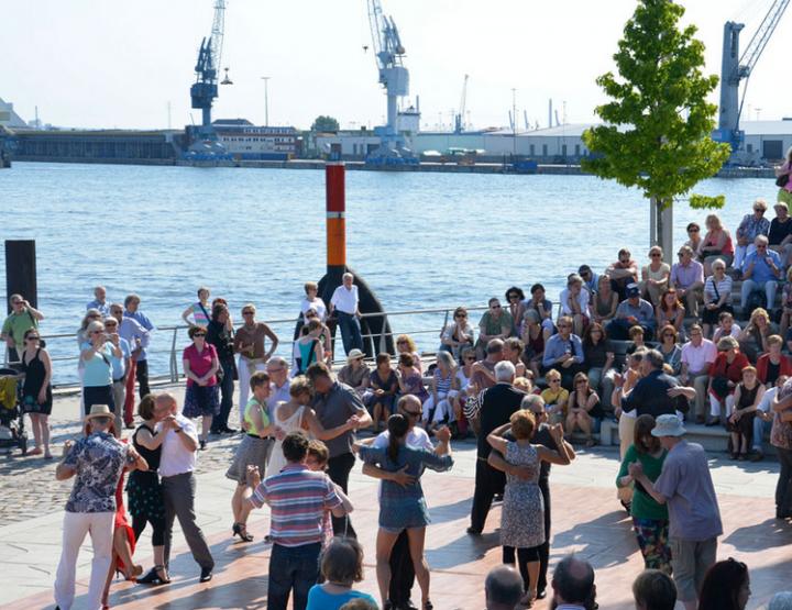 Veranstaltungstipp München | Sommer in der HafenCity