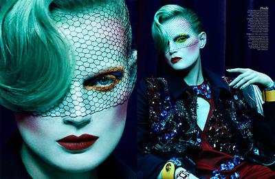 Ben Hassett - Fashion Photographers 2014