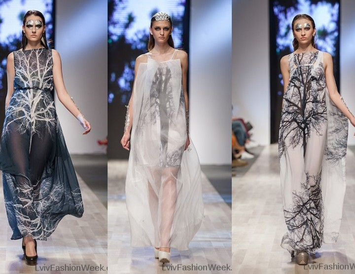 Fashion Week Lviv May 2014 presents- Inbal Gvili, for women SS14