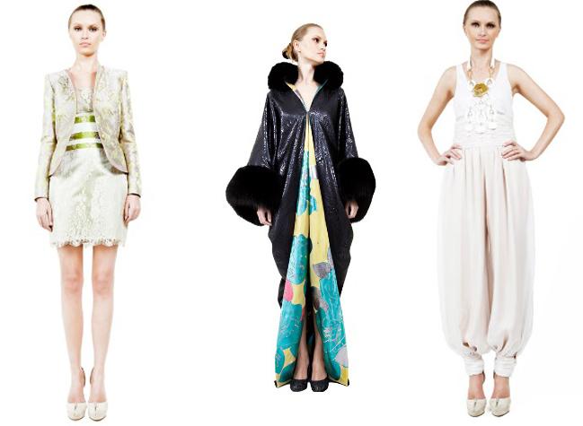 Fashion Week Lviv Mai 2014 präsentiert - Le Bo Couture, für Sie