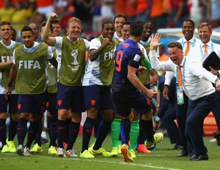 WM News - Freitag der 13., die Niederlande fordern Tribut von Spanien mit 5 zu 1