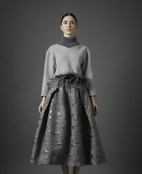 Kuala Lumpur Fashion Week Juni 2014 präsentiert - Khoon Hooi H/W 14/15, für Sie