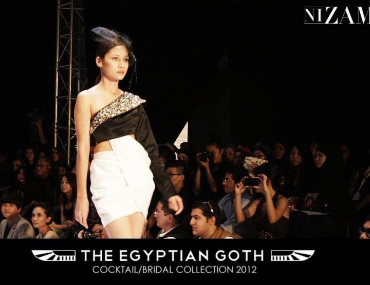 Kuala Lumpur Fashion Week Juni 2014 präsentiert - Nizam Zamil, für Sie