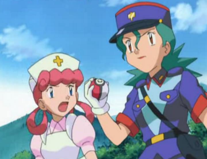 Pokémons dunkle Seite | Teil 5: Sind alle Schwester Joys und Officer Rockys Klone?