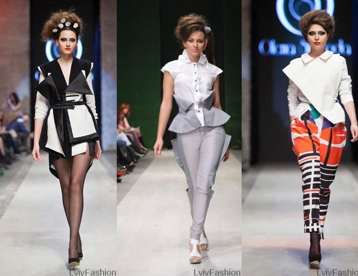 Fashion Week Lviv Mai 2014 präsentiert - Olena Sloboda, für Sie